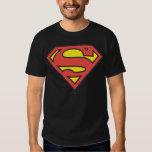 Supermann S-Schild   Supermann-Logo Shirt