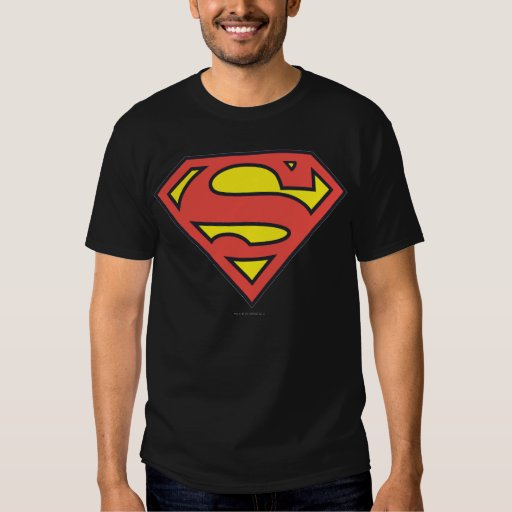 Supermann S-Schild | Supermann-Logo Shirt