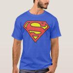 Supermann S-Schild | Supermann-Logo T-Shirt