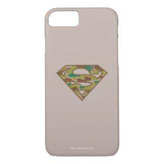 Supermann S-Schild   Tarnungs-Logo iPhone 8/7 Hülle