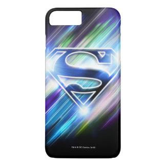 Supermann-stilisiertes | glänzendes iPhone 8 plus/7 plus hülle