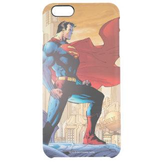 Supermann-täglicher Planet Durchsichtige iPhone 6 Plus Hülle