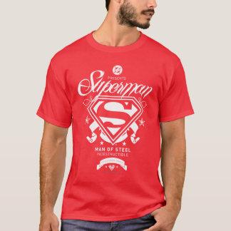 Supermann-Wappen T-Shirt