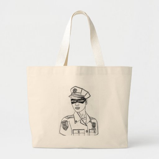 Superpolizeibeamtin Taschen