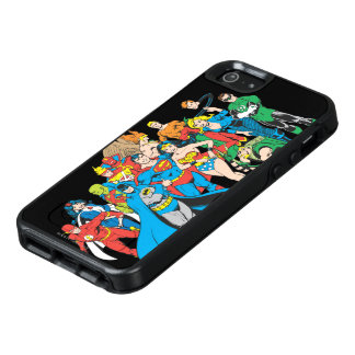 SuperPowers™ Sammlung 2 OtterBox iPhone 5/5s/SE Hülle