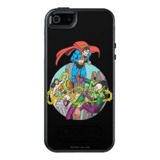 SuperPowers™ Sammlung 6 OtterBox iPhone 5/5s/SE Hülle