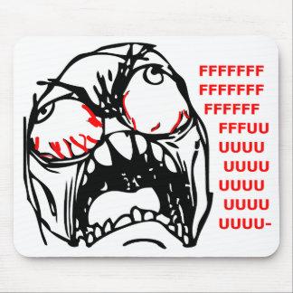 Superrasereigesicht meme rofl mauspad