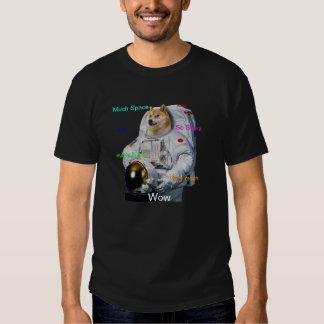 SuperShibe AstronautDoge Tshirts