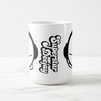 Superstar-Diskjockey Kaffeetasse