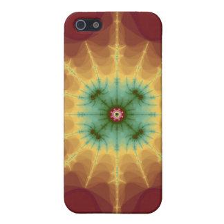 Superstar - Fraktal-Kunst iPhone 5 Etui