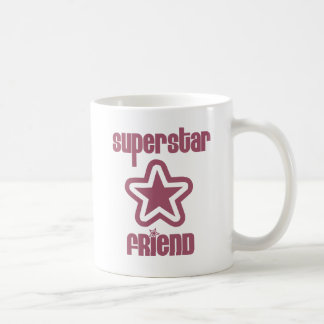 Superstar-Freund Kaffeetasse