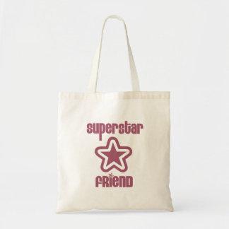 Superstar-Freund Tragetasche