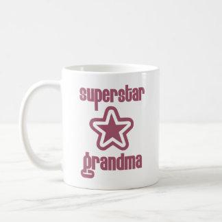 Superstar-Großmutter Kaffeetasse