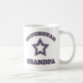 Superstar-Großvater Kaffeetasse