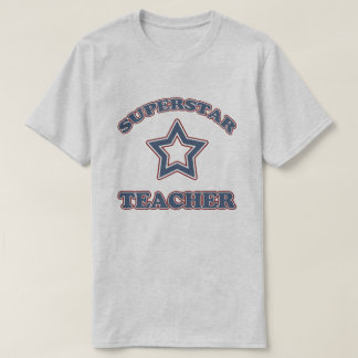 Superstar-Lehrer T-Shirt