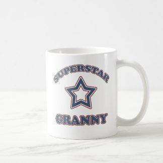 Superstar-Oma-Tasse Kaffeetasse