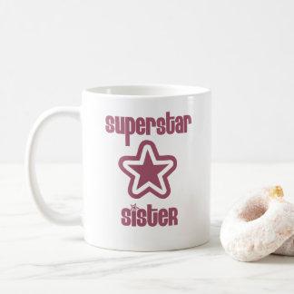 Superstar-Schwester-Tasse Kaffeetasse