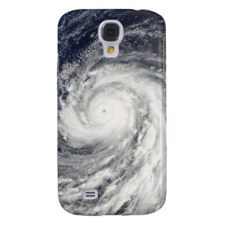 Supertaifun Choi-WAN über den Mariana Island Galaxy S4 Hülle