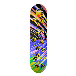 SuperwanzeBots Skateboard Deck