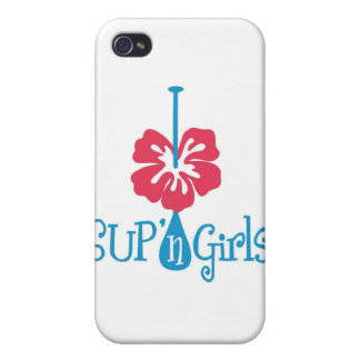 SUP'n-Mädchen iPhone 4 Schutzhülle