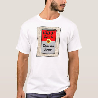 Suppe der Tomate-ZAZ422 T-Shirt