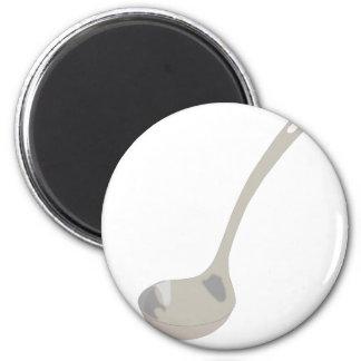 Suppen-Löffel Runder Magnet 5,7 Cm