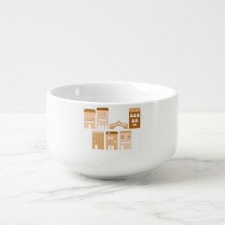 Suppen-Tasse: Italien-Sammlung Große Suppentasse