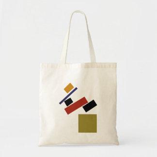 Suprematism durch Kazimir Malevich Tragetasche