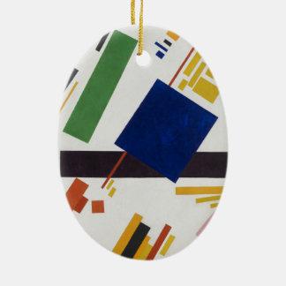 Suprematist Zusammensetzung durch Kazimir Malevich Keramik Ornament