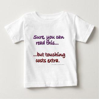 Sure können Sie dieses… aber rührende Kosten Baby T-shirt