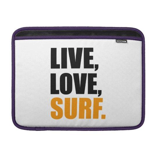 surf MacBook sleeve