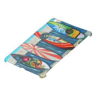 Surfbrett-Strand iPad Mini Hülle