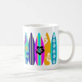 Surfbretter Kaffeetasse
