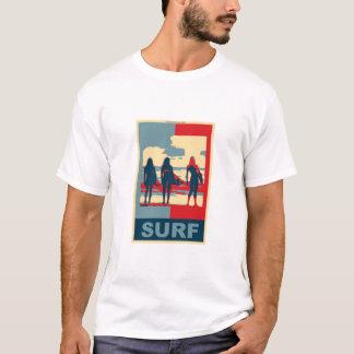 """SurfBuds.com""""BRANDUNG"""" T - Shirt"""