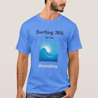 Surfen 365 für den Obdachlosen T-Shirt