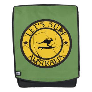 Surfen in Australien Rucksack