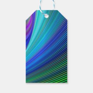 Surfen in eine magische Welle Geschenkanhänger