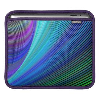 Surfen in eine magische Welle iPad Sleeve