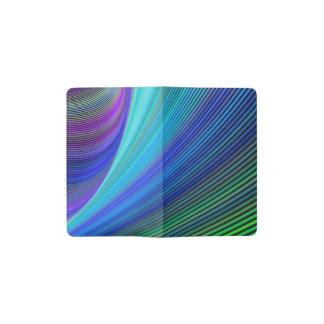 Surfen in eine magische Welle Moleskine Taschennotizbuch