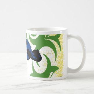 Surfen Stammes- Kaffeetasse