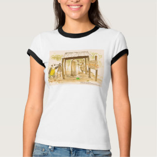 SURFENDE KOBOLDE - Broadbeach Wasser T-Shirt
