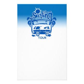 Surfender Ausflugpackwagen Briefpapier