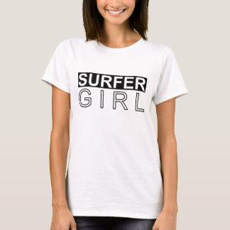 SURFER-MÄDCHEN T-Shirt
