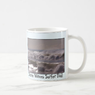 Surfer-Vatertags-Geschenk-Tasse Kaffeetasse