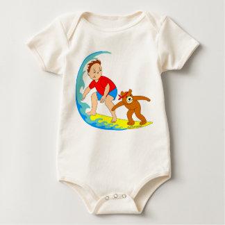 Surferbabyjungen-T - Shirt