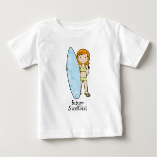 SurfGirl Baby T-shirt