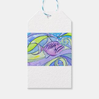 Surfin Fische Geschenkanhänger