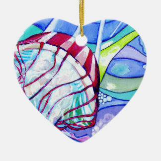 Surfin Gelee Keramik Ornament