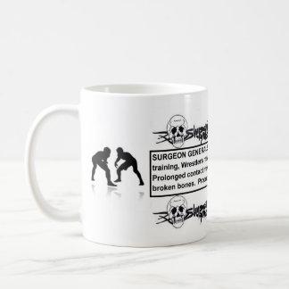 Surgean allgemeine Warnung Kaffeetasse