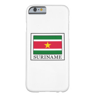Surinam Barely There iPhone 6 Hülle